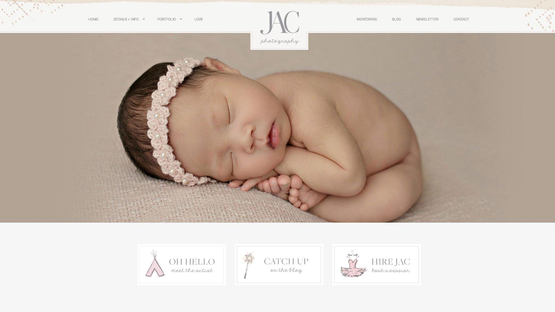 JAC Photography Main Website